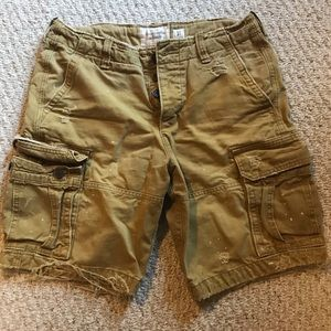 Pre-owned - Abercrombie & Fitch shorts - 31